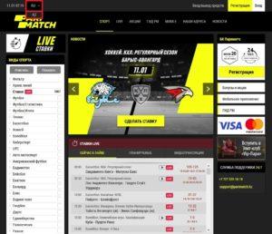 Обзор полной версии сайта